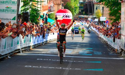 Fabio Duarte es el actual campeón de esta importante semiclásica italiana