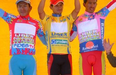 Salvador Moreno a una sola jornada del título en Bolivia