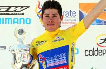 Tito Hernández es el último campeón de la Vuelta al Porvenir