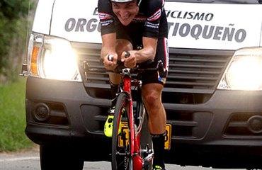 Bolívar iniciará la temporada 2014 en el Tour de San Luis