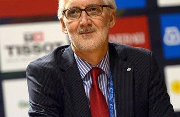 Brian Cookson, actual Presidente de la UCI