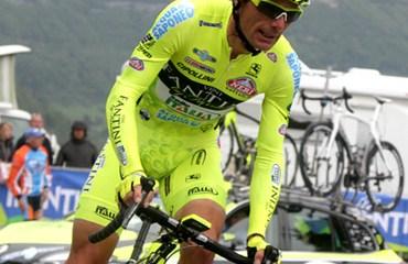 Danilo Di Luca y su triste adiós del Ciclismo