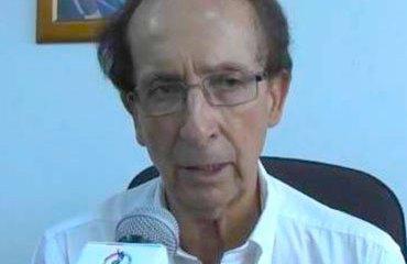 Javier Ríos, reconocido dirigente del ciclismo nacional