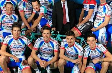 El Androni hará su debut este mes en el Tour de San Luis (Argentina)