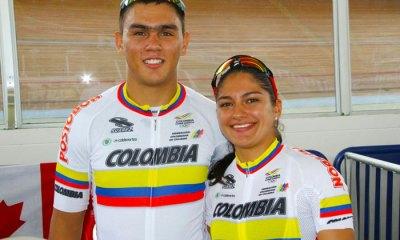 Fabián Puerta y Juliana Gaviria, dos de nuestras principales fichas para el Mundial