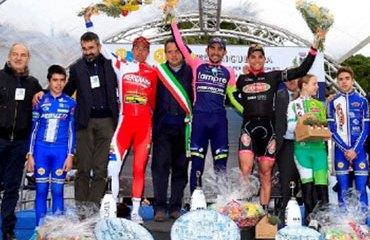 Serpa consiguió este viernes su primer gran triunfo con el Lampre-Merida