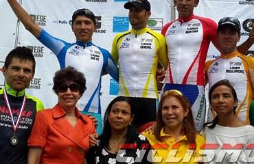 Andrés M. Díaz fue declarado vencedor de la jornada para efectos de premiación