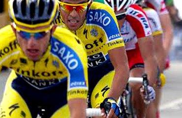 """""""He tenido buenas sensaciones y con eso me quedo"""", puntualizó Contador"""