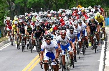 La competencia de ciclismo finaliza este domingo 6 en Cali