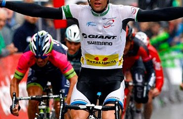 Megzec consiguió su segundo triunfo en la ronda catalana