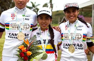Colombia ya completa tres medallas de oro y una de plata en el tablero general