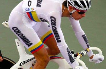 Gaviria le sumó una medalla de oro más al total de Colombia en Chile