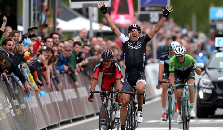 'Espartaco' llega a su tercer Tour de Flandes –el segundo de manera consecutiva-. © Francois Lenoir