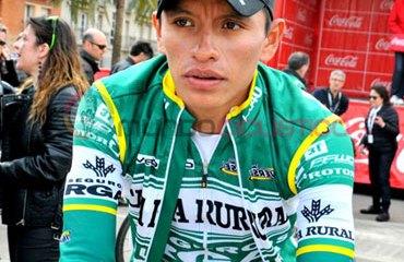 El boyacense Heiner Parra quiere estar en la Vuelta a España 2014