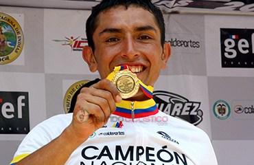 Rubiano es uno de los 15 colombianos que están inscritos para el Giro