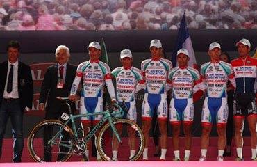 Savio tiene como gran favorito para ganar el Giro a Nairo Quintana