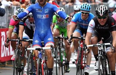 Bouhanni y su segundo triunfo en el Giro de Italia 2014