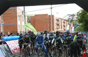 El Gran Fondo Bogotá resultó un absoluto éxito de Cannondale-Colombia