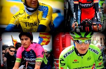 Cayetano, Winner, Darwin y Edward, presentes en Francia por Colombia