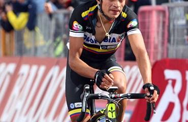 Duarte estará con el Team Colombia en Suiza