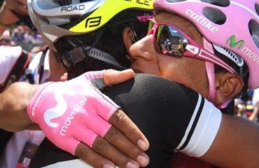 Pantano y Quintana, un solo abrazo para celebrar el título
