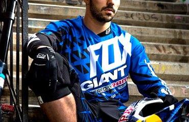Marcelo Gutiérrez sigue dando de qué hablar en el Downhill internacional