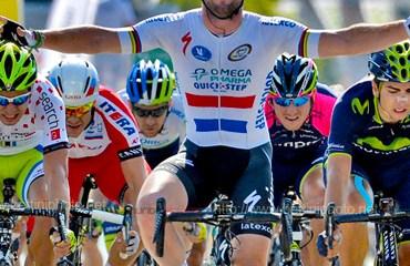 Cavendish y su 9ª victoria de la presente temporada