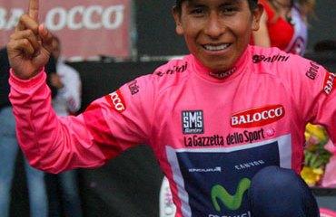 Quintana ya es el número uno del ranking individual UCI