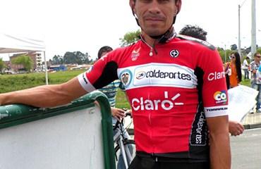 Luis Felipe Laverde será uno de los puntales del Coldeportes-Claro en la Vuelta Colombia