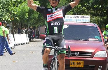 Ardila ganó en la tercera jornada de la ronda girardoteña