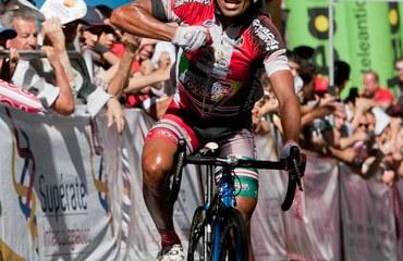 Camargo sacó toda su clase escaladora en Minas y se presentó vencedor en La Estrella