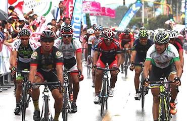 Inédita victoria la de José Jaimes en la Vuelta a Colombia.