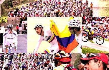 Noticias ciclísticas de Colombia y el Mundo