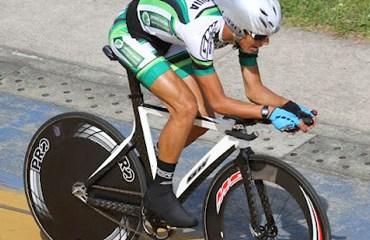 Wilmar Paredes integró la cuarteta que logró medalla de plata