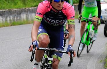 En el Tour de Utah, Winner Anacona es el mejor colombiano.