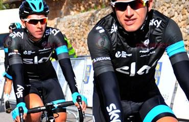 La divisa inglesa anunció los cinco primeros ciclistas que se suman a la plantilla.