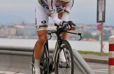 Tony Martin, tres veces seguidas, campeón universal de la CRI: 2011, 2012, 2013.
