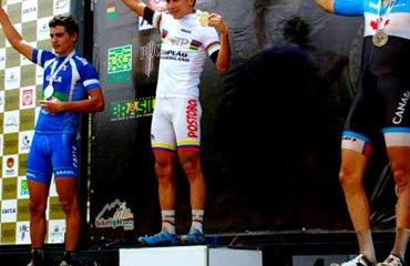 Botero fue el vencedor en el Eliminator del nacional que tiene como sede a Cundinamarca