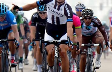 Luka Mezgec obtuvo en el Tour de Beijing su quinto triunfo parcial del año, junto a los tres de la Vuelta a Cataluña y el del Giro de Italia