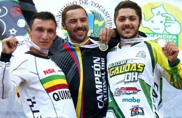 Luego de su participación internacional, Gutiérrez volvió al país y ganó.