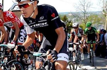 Arredondo se estrenó este año en la élite del ciclismo.