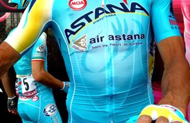 Astana seguirá en el lote internacional el próximo año.