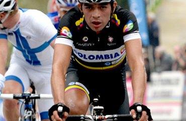 Duarte renovó su vinculación al Team Colombia para la temporada 2015