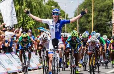 Hannah Barnes vence en la apertura del Tour Femenino San Luis 2015
