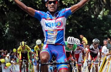 Nava ganó en el preludio del fin de semana definitivo de la Vuelta al Táchira 2015