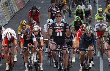 Kittel abrió el 2015 con victoria en la prueba antesala del Tour Down Under
