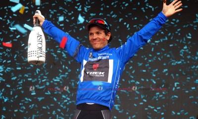 Julián Arredondo es uno de los grandes favoritos para el final de la prueba corsa este domingo en el Col de l`Ospedale