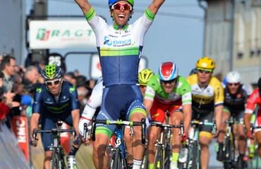 MIchael Mattews ganó tercera etapa de la París Niza y es el nuevo lider(Press Paris Nice)