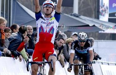 Alexander Kristoff ganador del Tour de Flandes