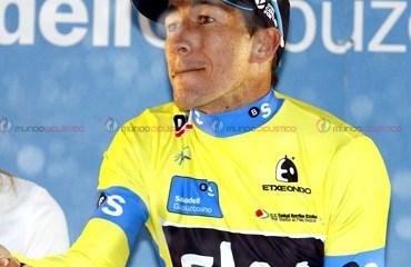 Sergio Luis Henao se mantiene como líder de la Vuelta al País Vasco (Team Sky)